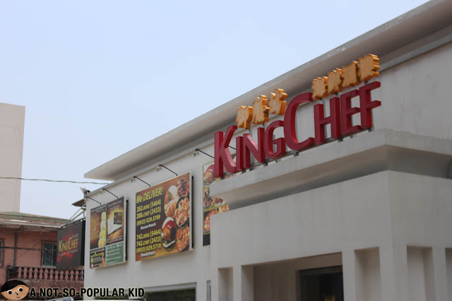 King Chef Restaurant in Quezon City