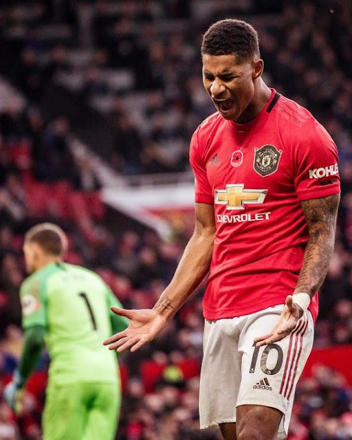 مانشستر يونايتد يفوز علي برايتون بثلاثة اهداف لهدف في الدوري الانجليزي