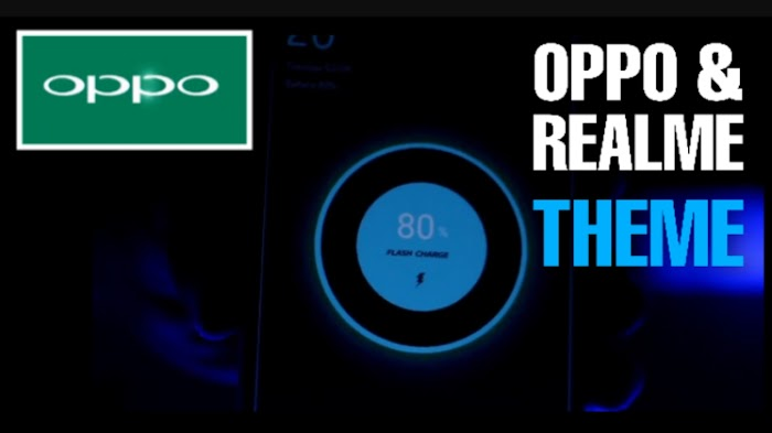 Charging Animation Themes For Oppo | Esay Techs
