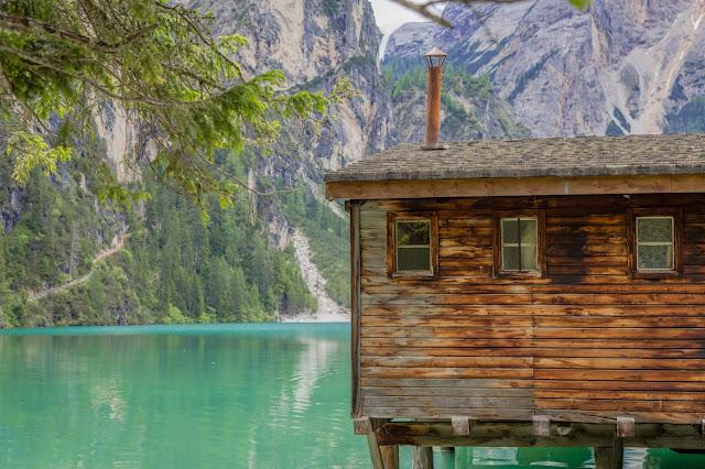 Seerundweg Pragser Wildsee  Lago di Braies  Südtirol 08