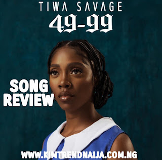 """Multi-award winning singer Tiwa Savage week ago she discharged her much anticipated single titled """"49-99"""" and followed it with the official music video the next day and since then the song went viral immediately with massive amount of streams and views."""