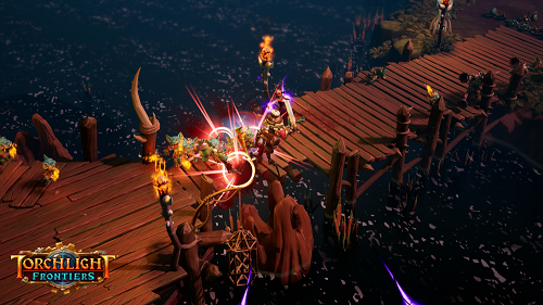 Torchlight Frontiers Story