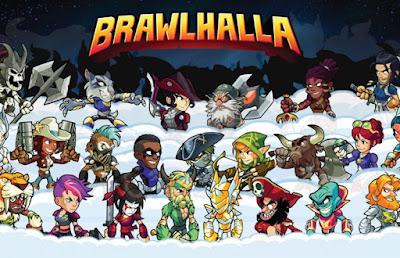 Game Brawlhalla