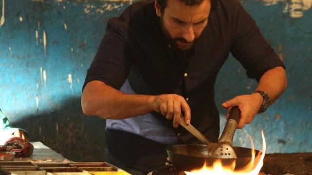 Sail Ali Khan as Roshan in Chef