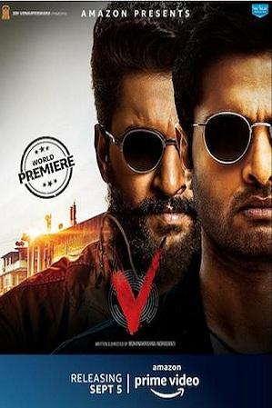 V (2020) 1GB Telugu Audio Download 720p WEB-DL
