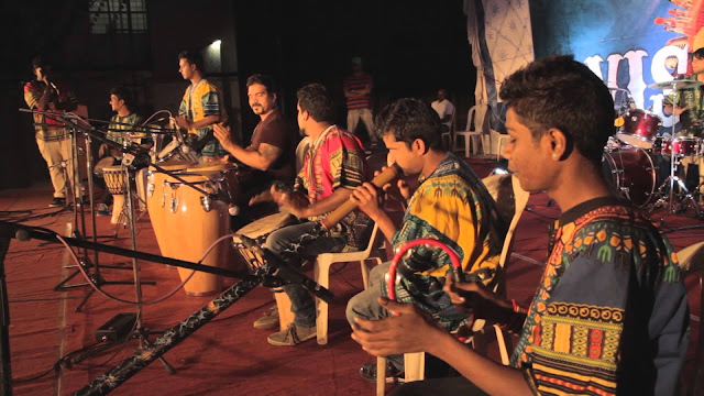 Bangalore Food Fete: Live Performance