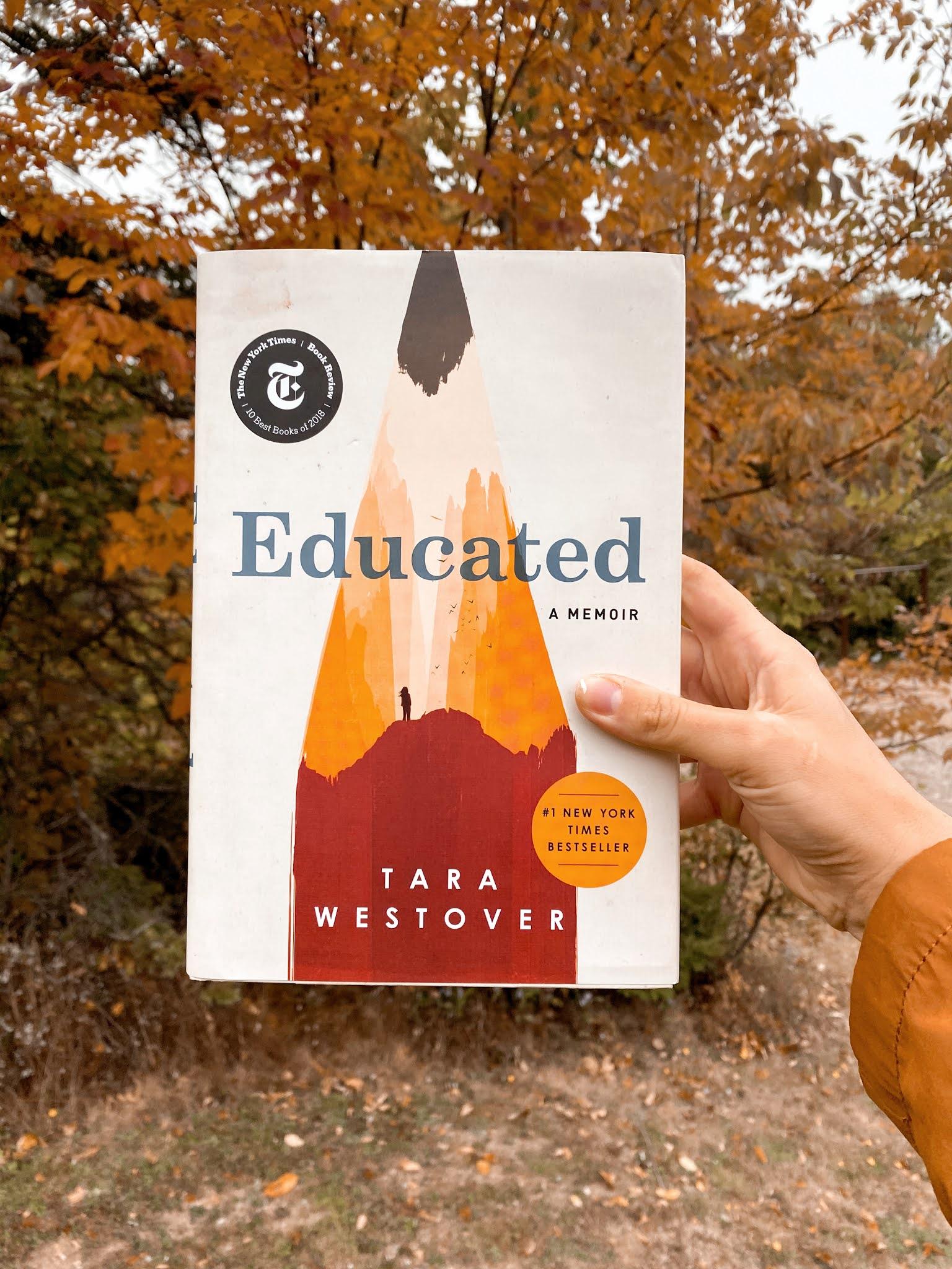 Educated by Tara Westover | biblio-style.com