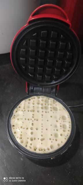 Resepi Waffle Mudah Sedap Rangup Diluar Dan Lembut Didalam, Review Mini Maker Waffle, mini waffle maker, waffle maker, waffle, resepi waffle sedap, waffle mudah sedap dan rangup, resepi mudah dan sedap waffle, sedapnya waffle, buat sendiri waffle, wafer, cara buat waffle, buat sendiri waffle di rumah, mudahnya buat waffle, waffle rangup di luar lembut di dalam, wafel, resepi wafel sedap, cara buat wafel sedap dan mudah, bahan-bahan waffle, bahan-bahan untuk buat wafel, tepung wafel, waffle recipe, homemade waffle, how to make waffle, resipi waffle,