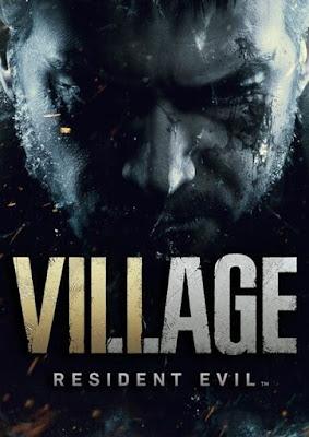 Capa do Resident Evil Village