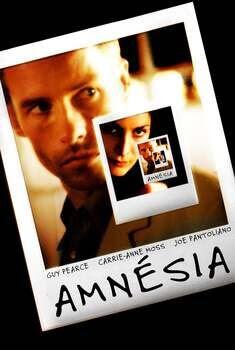 Amnésia Torrent - BluRay 1080p Dual Áudio