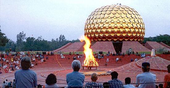 Auroville - a cidade sem classes sociais e políticos, onde todos ganham o mesmo salário - Img 3