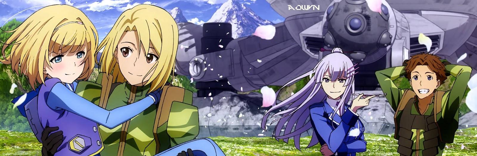 AowVN%2B%25285%2529 - [ Anime 3gp Mp4 ] Heavy Object | Vietsub - Mecha Art Đẹp