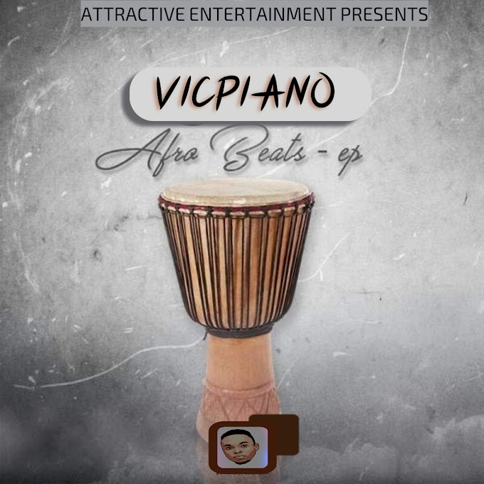 Afro beats EP by vicpiano