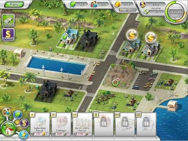لعبة Green City