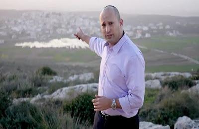 El ministro israelí de Educación, Naftali Bennett, pidió el domingo al gobierno la reunificación de Judea y Samaria a Israel.