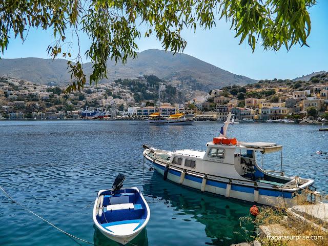 Ilha de Sými, Arquipélago do Dodecaneso, Grécia