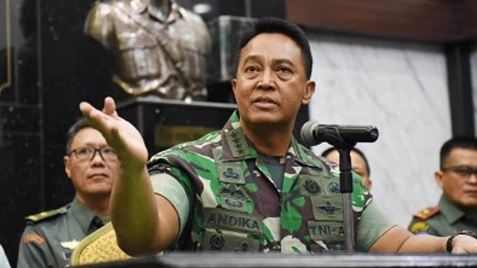 KSAD Pastikan Penerimaan Prajurit TNI AD Tak Dipungut Biaya