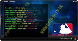 Add-On - Pro Sport - KODI - Assista os Jogos da NBA, NHL e NFL