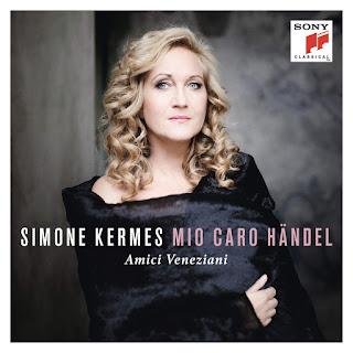 Simone Kermes - Mio caro Händel - Sony Classical