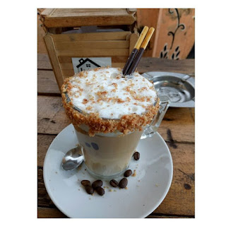 Coffeenut | @shashinetria