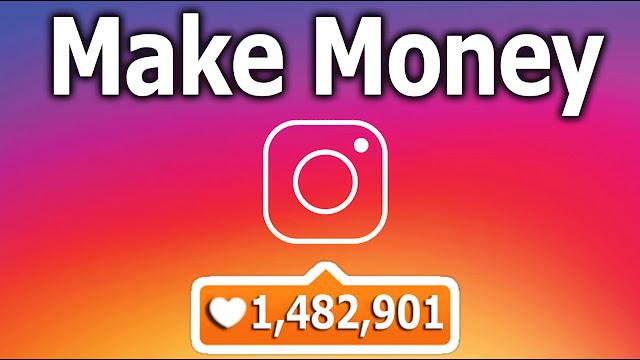 Khoá học kiếm tiền với Instagram - kiếm 500$/ tháng bạn có tin không