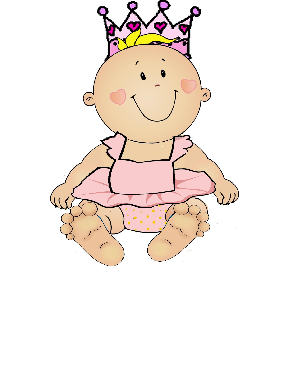 free clipart for baby girl - photo #47