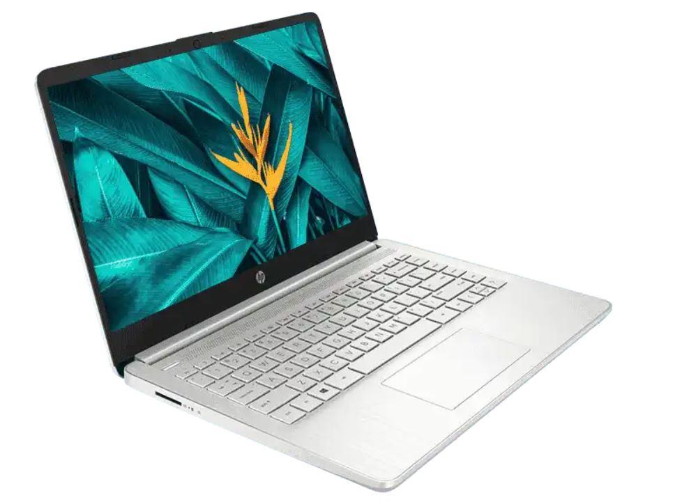 HP 14s FQ0011AU, Laptop 8 Juta-an Paling Kencang Bertenaga Ryzen 5 4500U