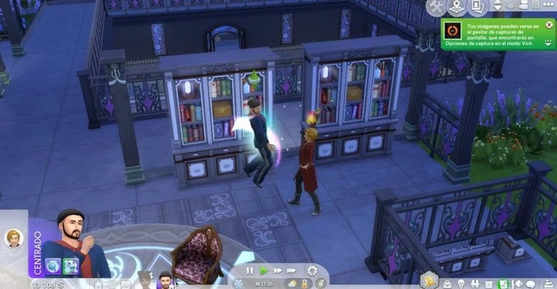 How to be a wizard in The Sims 4