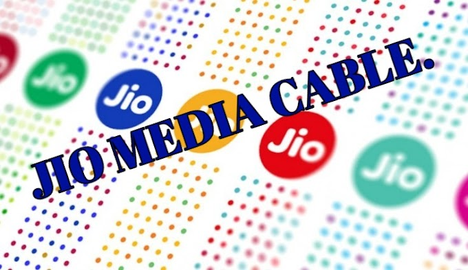 JIO MEDIA CABLE – BUY ONLINE,PRICE, LAUNCH DATE, AVAILABILITY.