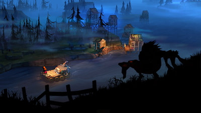 Game Playstation The Flame in the Flood