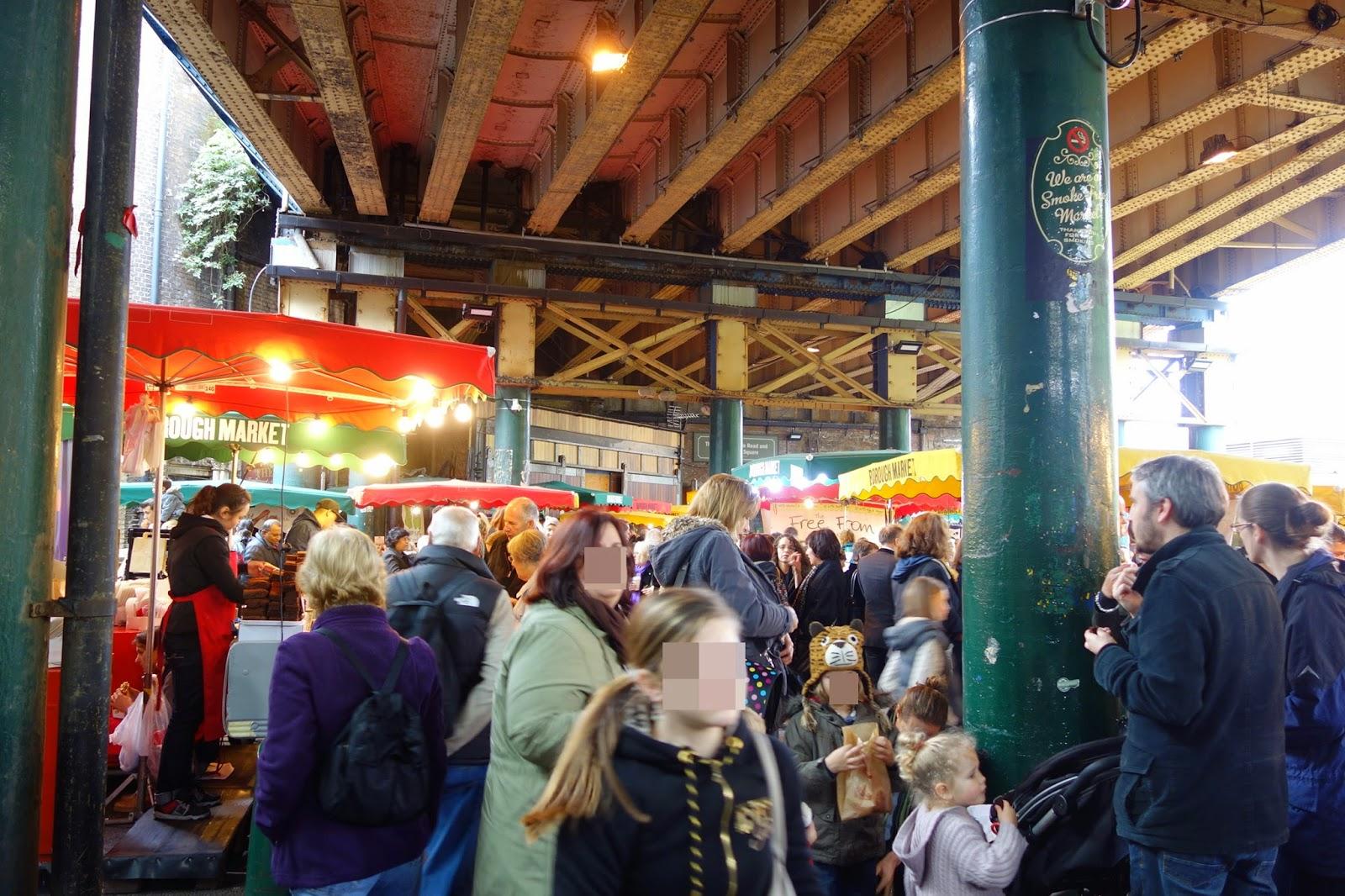 *: 英國倫敦 最古老知名美食市集 Borough Market (波羅市集)