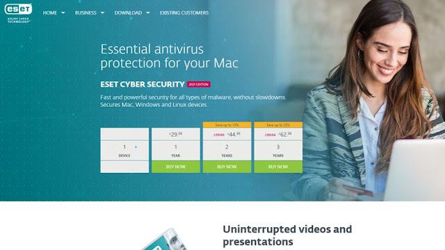 mac antivirus protection
