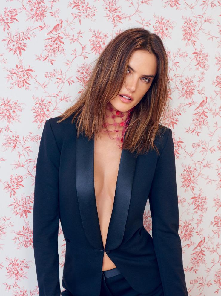 Alessandra Ambrosio Vogue Brasil