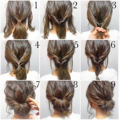 Tiara, faixas, presilhas e tantos outros acessórios podem criar um penteado simples e bonito para o seu cabelo.