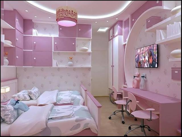 11. girls bedroom color ideas