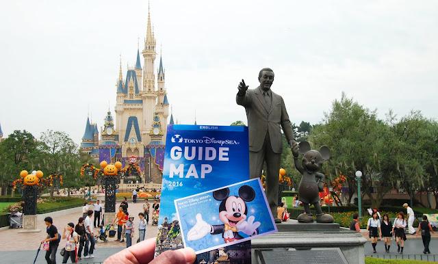 Pelajari Informasi Tiket Masuk Disneyland Tokyo dan Buku Panduan untuk Pertama Kali