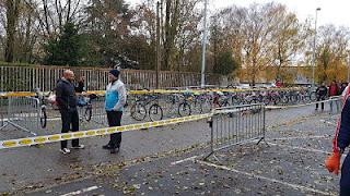 parc vélo Triathlon Arras