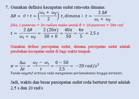 Kumpulan Soal Dan Pembahasan Soal Ujian Nasional Un Fisika Sma Part 1 Mekanika Gerak Lurus