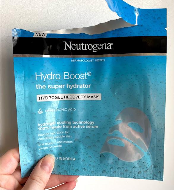 Neutrogena Hydro Boost mask