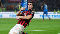 Piatek Hengkang, Kutukan Nomor Punggung 9 Milan Berlanjut