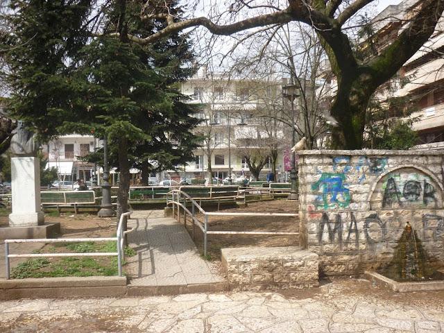 Γιάννενα: Ανάπλαση πλατειών των Ιωαννίνων
