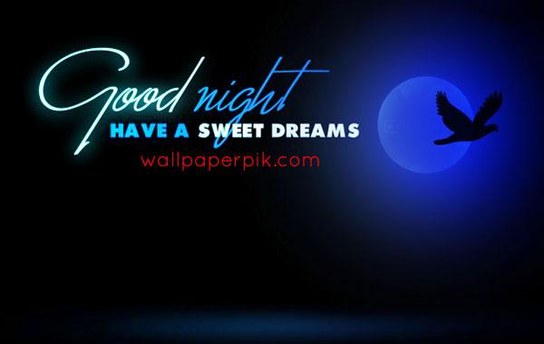 blue  good night images wallpaper download