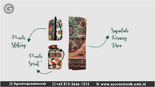 souvenir khitanan yang unik dan murah | order +62 813-2666-1515