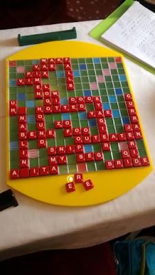 Wordaholix Scrabble 12