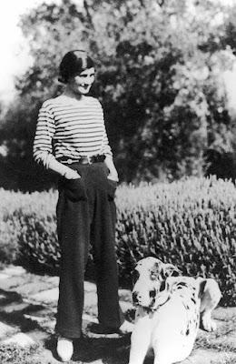 Коко Шанель  в 20-е годы