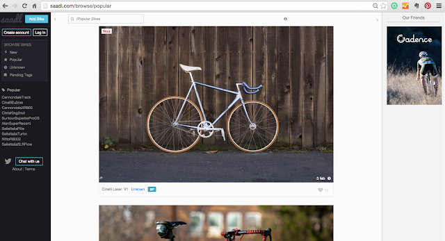 the fixed gear world   newsite