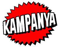 Bir kampanya logosu