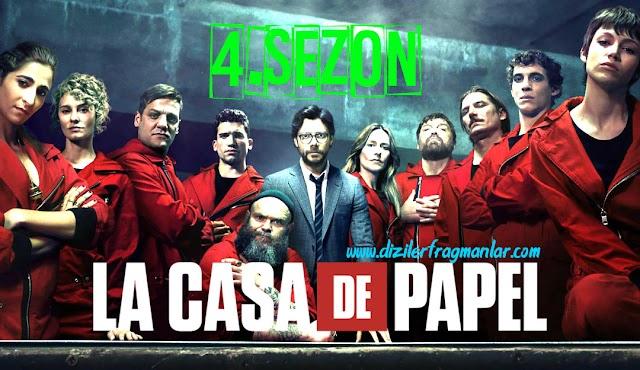 La Casa De Papel 4.Sezon 1.Tanıtım - La Casa De Papel  Yeni Sezon Fragmanı
