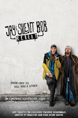 Jay and Silent Bob Reboot One Sheet