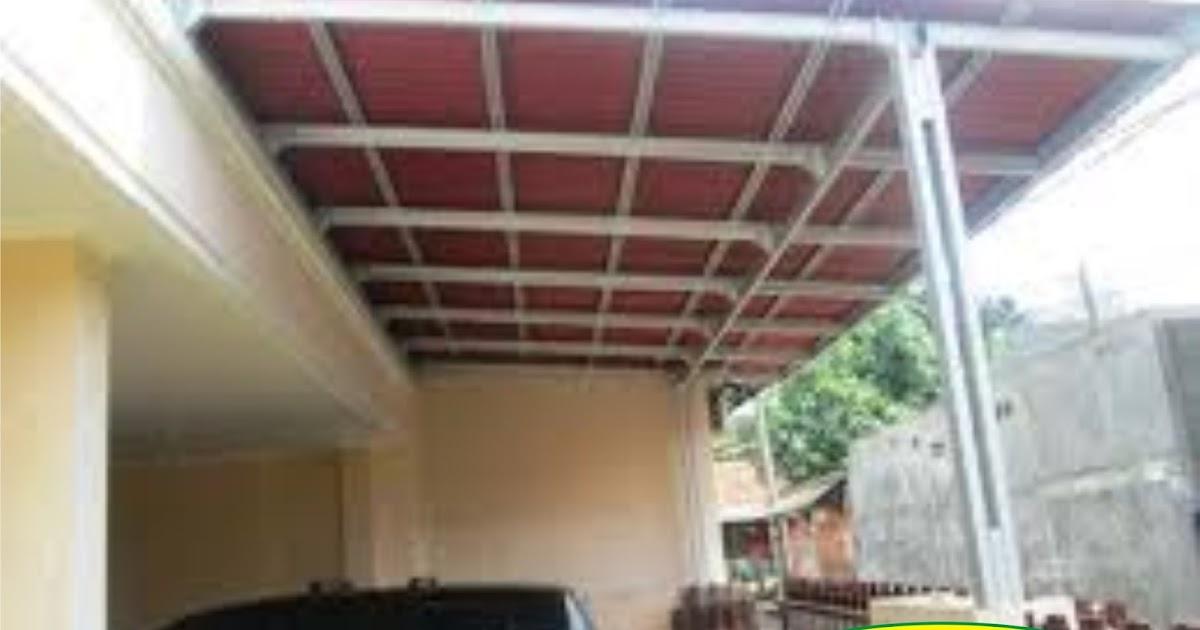 baja ringan kencana kediri harga canopy rp 195.000/mtr, kanopi besi ...